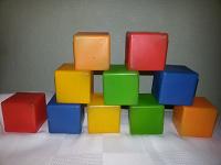 Отдается в дар Детские кубики из СССР