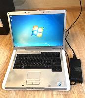 Отдается в дар Ноутбук Dell inspiron 6400