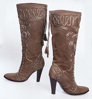 Отдается в дар Женские сапоги и туфли