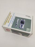 Отдается в дар Коробка к мобильному телефону Siemens C65