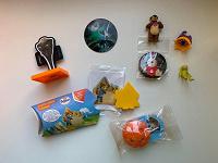 Отдается в дар для детей, игрушки