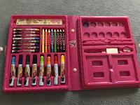 Отдается в дар Детский набор для рисования