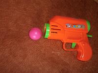 Отдается в дар Пистолет с шариками