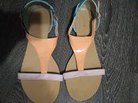 Отдается в дар сандали 39 размер