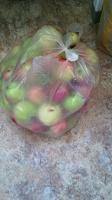 Отдается в дар Яблоки дачные.