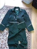 Отдается в дар Школьная форма костюм 122