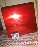 Отдается в дар Жестяная коробка большая, круглая жестяная банка