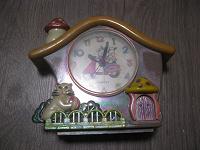Отдается в дар часы-будильник настольные