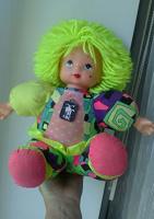 Отдается в дар Барбарик — маленькая кукла
