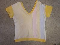 Отдается в дар Оригинальная блузка-футболка, размер 48