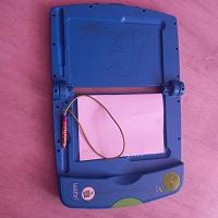 Отдается в дар Leap Pad без картриджей, для детей, планшет для рисования