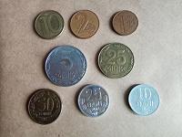 Отдается в дар Монеты Беларусь, Украина, Молдова, Приднестровье