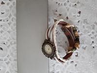 Отдается в дар Часы с интересным ремешком