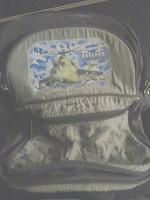Отдается в дар рюкзак-портфель мальчиковый