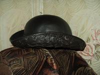 Отдается в дар Шляпа винтажная для дамы