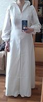 Отдается в дар свадебное платье 80-х годов