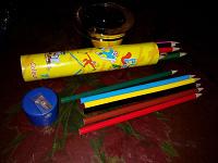 Отдается в дар Карандаши цветные