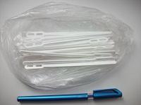 Отдается в дар Палочки пластиковые, одноразовая посуда