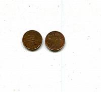 Отдается в дар 5 евроцентов 2002 Италия