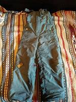 Отдается в дар Теплые детские штаны для дачи