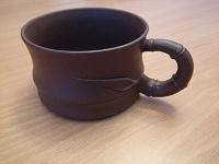 Отдается в дар Чашечка глиняная