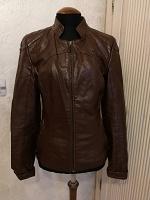 Отдается в дар Куртка кожзам 40 размер