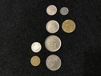 Отдается в дар Монеты иностранные4