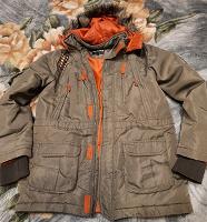 Отдается в дар Куртка зимняя рр 158