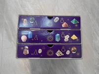 Отдается в дар Коробка для коллекционных камней