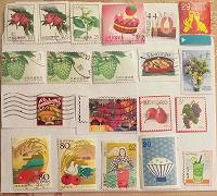 Отдается в дар Ассорти из марок