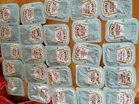Отдается в дар Сметанный соус в порционные упаковках