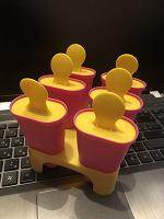 Отдается в дар Форма для мороженого от IKEA