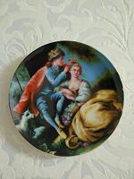 Отдается в дар Тарелка настенная, декоративная.