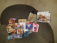 Отдается в дар Подарки на Новый год)