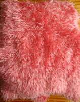 Отдается в дар розовый шарф