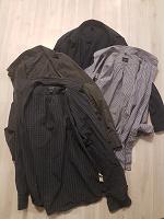 Отдается в дар Рубашки мужские (размер М)