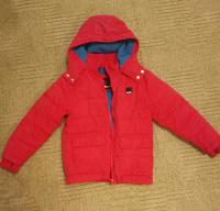 Отдается в дар курточка детская на 4-5 лет