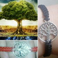 Отдается в дар Браслет дерево жизни
