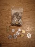 Отдается в дар Старые литовские монеты.