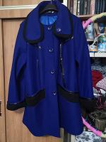 Отдается в дар Пальто женское, размер 60