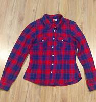 Отдается в дар Рубашка для девочки 11- 12лет
