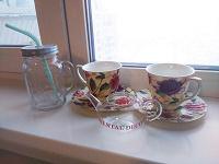 Отдается в дар Посуда для чаепития