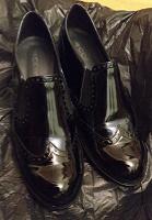 Отдается в дар ботинки женские
