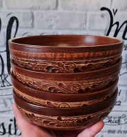 Отдается в дар Посуда из красной глины