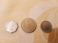 Отдается в дар Монеты стран с следами Англии