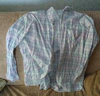 Отдается в дар Рубашка на рост 164