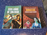 Отдается в дар Книги на испанском