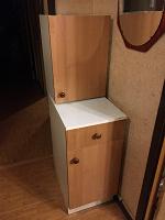 Отдается в дар Шкафы кухонные 40 см шириной