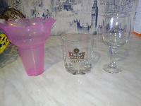 Отдается в дар Бокал, стакан-посуда
