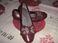 Отдается в дар Туфли натуральная кожа